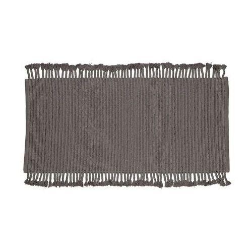 Woood dywan mink bawełniany antracytowy 70x140cm 373564-a (8714713069606)