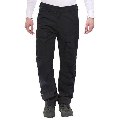 authentic pro spodnie długie mężczyźni czarny 56 2018 spodnie turystyczne marki Lundhags