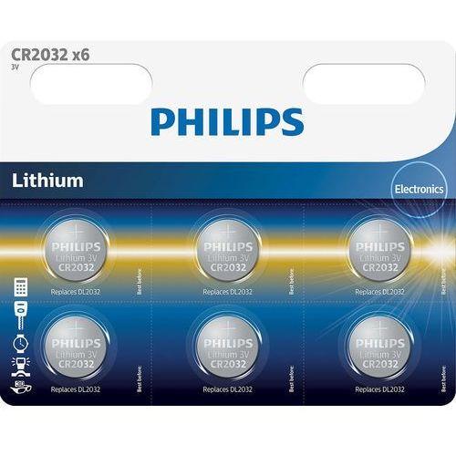 Philips Bateria cr2032 (6 szt.) (8712581654634)