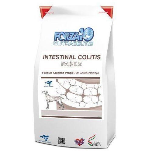 Forza10 Intestinal Colitis Fase II dla psa Termin ważności: Lipiec 2018: waga - 4 kg DOSTAWA 24h GRATIS od 99zł