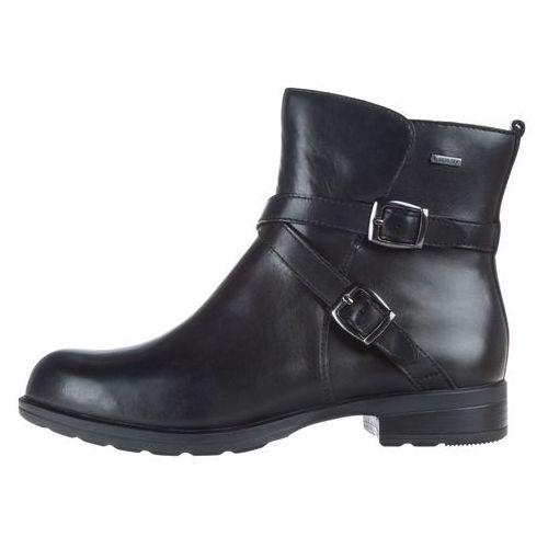 cheshuntbe gtx ankle boots czarny 38 marki Clarks
