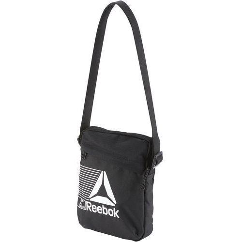 Listonoszka Reebok City Bag CE0934, kolor czarny