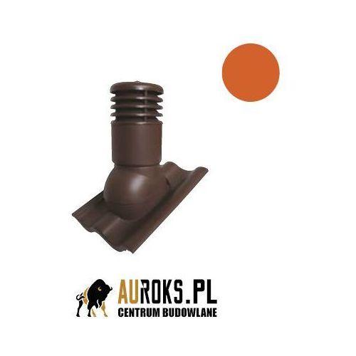 Kominek ocieplony do dachówki betonowej z tworzywa sztucznego pp kdbo 2-6 krono-plast marki Krono - plast