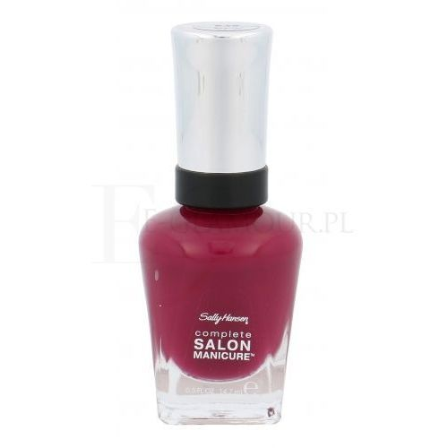 Sally Hansen Complete Salon Manicure lakier do paznokci 14,7 ml dla kobiet 639 Scarlet Fever