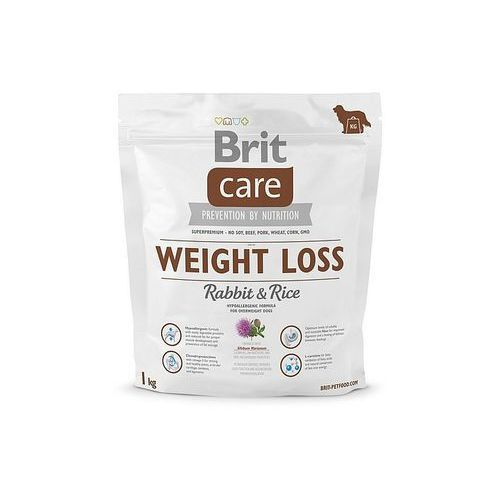 Brit Care New Weight Loss Rabbit & Rice 1kg, 76672