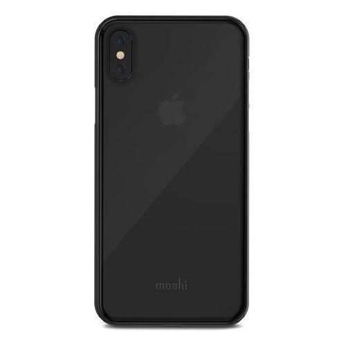 superskin - etui iphone x (stealth black) marki Moshi