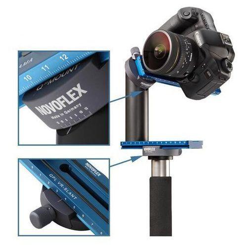 Novoflex QPL VR SLANT płyta mocująca - produkt z kategorii- Statywy fotograficzne