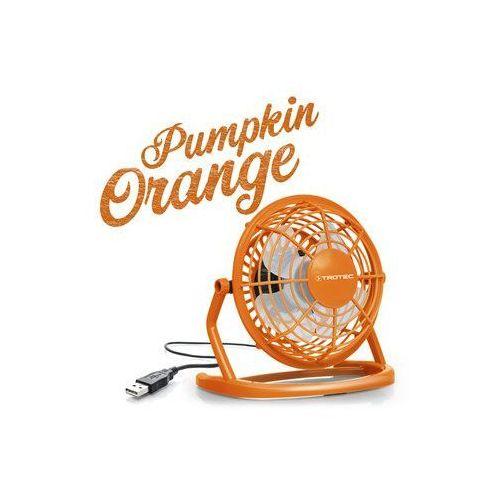 Trotec Wentylator usb pumpkin orange tve 1o