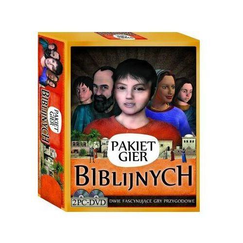 Pakiet gier biblijnych (2 dvd) marki Praca zbiorowa