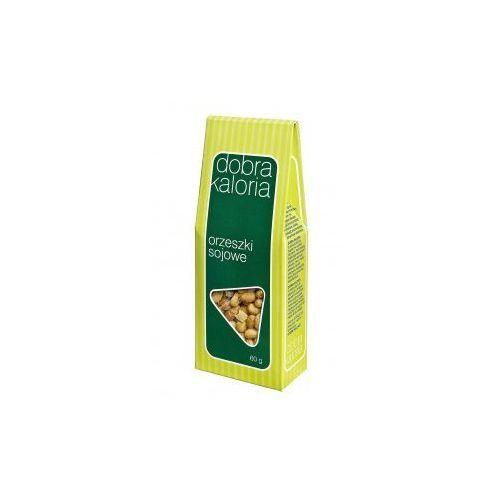 Orzeszki sojowe 60g - Dobra Kaloria, 3526