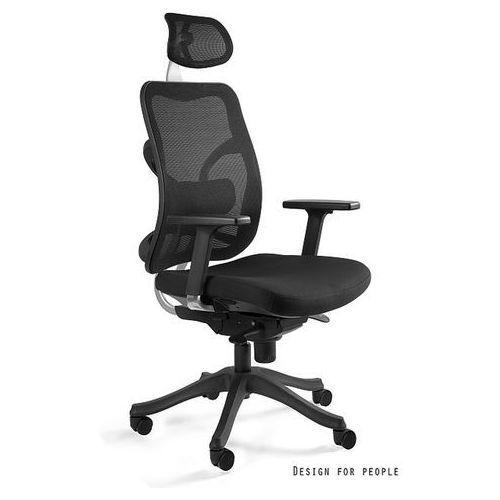 Fotel biurowy concept czarny marki Unique