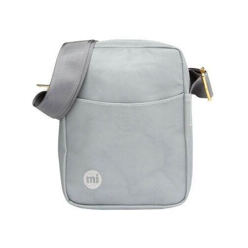 Torba na ramię - flight bag reflective silver (002) rozmiar: os marki Mi-pac