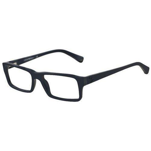 Emporio armani Okulary korekcyjne  3003 5368 (52) (8053672440539)