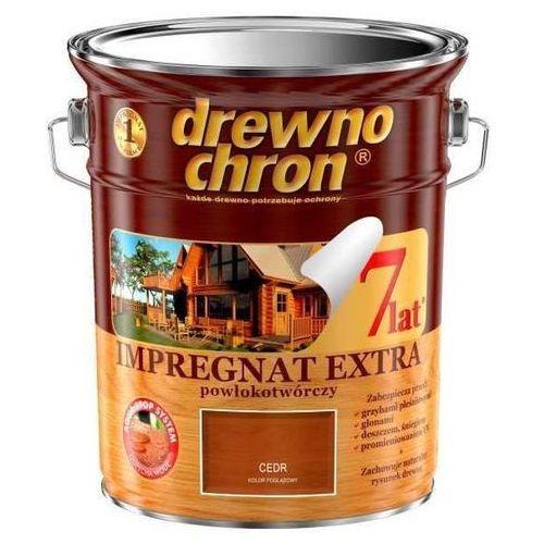 - impregnat, cedr, 4.5 l (extra powłokotwórczy) marki Drewnochron