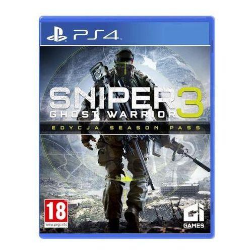 Sniper: Ghost Warrior 3 - Edycja Season Pass - produkt w magazynie - szybka wysyłka!