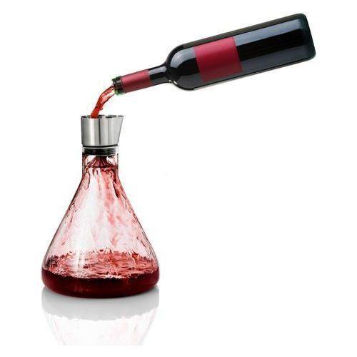Blomus - Delta - karafka na wino z dekantacją