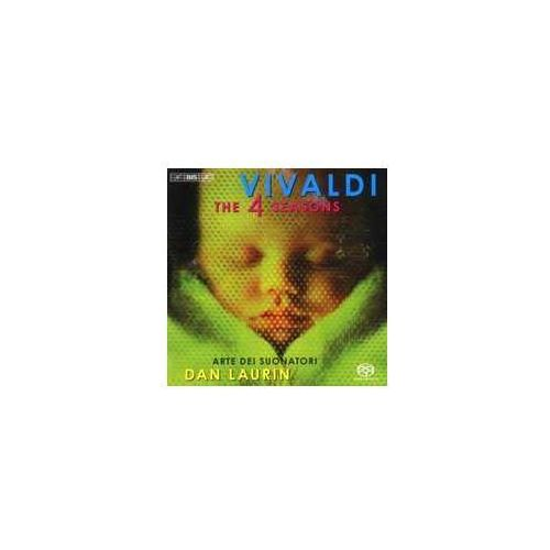 Bis records Vivaldi: the 4 seasons - cztery pory roku (transkrypcja na flet) (7318599916057)