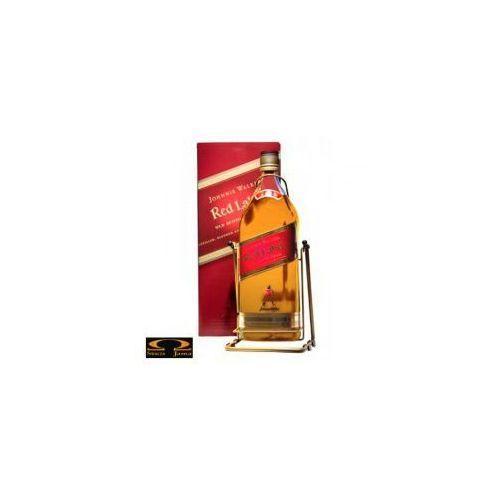 Whisky Johnnie Walker Red Label 4,5l kołyska (5000267011332). Najniższe ceny, najlepsze promocje w sklepach, opinie.