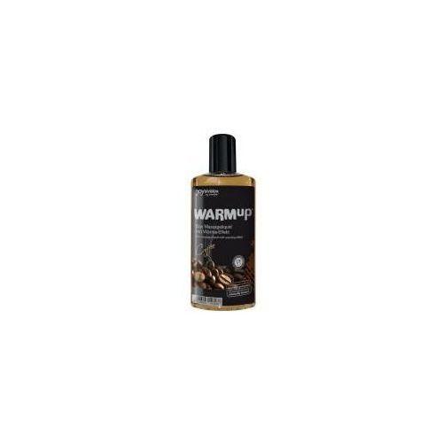 Rozgrzewający olejek do masażu Joy Division WARMup Coffee 150ml, 5206003