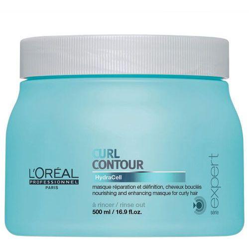 Loreal Pro Curl Contour Hydra Cell Mask - Maska do włosów kręconych, 500 ml