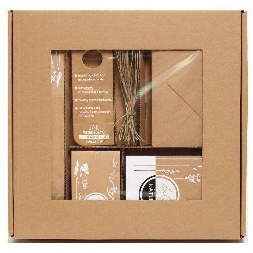 Pakiet florystyczny - craft - 01