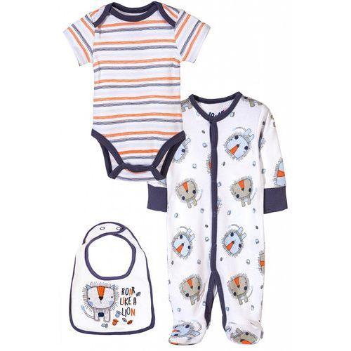 Komplet niemowlęcy bieliźniany 5w3427 marki 5.10.15.