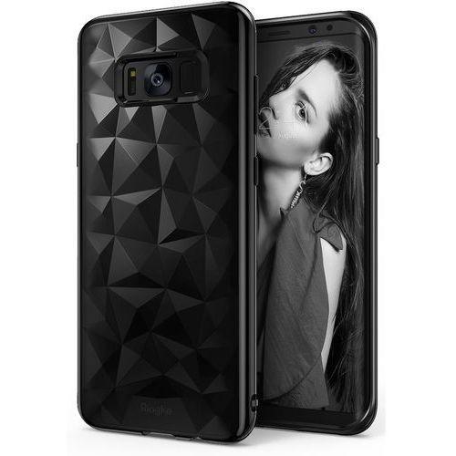 Etui Ringke Air Prism Samsung Galaxy S8 Ink Black - Czarny, kolor czarny