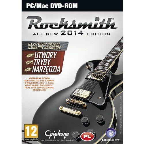 Rocksmith 2014 z kategorii [gry PC]