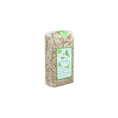 BioLife Ekologiczny ryż basmati pełnoziarnisty 500g