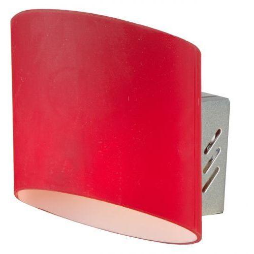 Kinkiet saragossa czerwony, lp-b 1111/1 czer. marki Light prestige