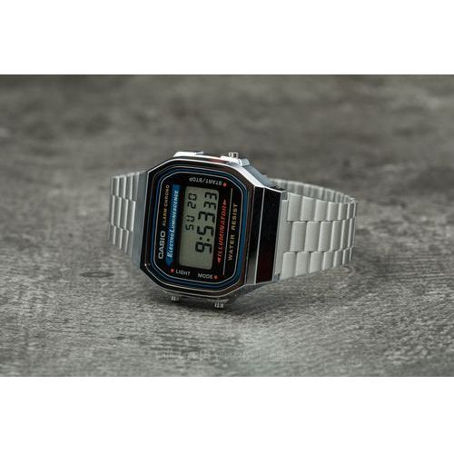 Casio A-168WA-1YES