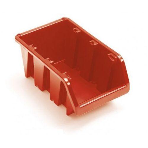 Prosperplast Czerwony średni pojemnik magazynowy kuweta truck np6  (5905197135243)