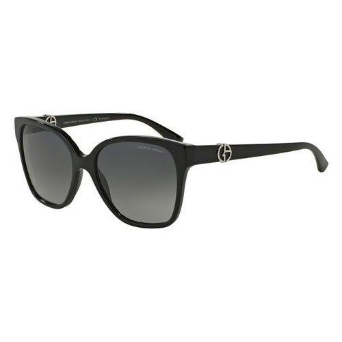 Okulary słoneczne ar8061f asian fit polarized 5017t3 marki Giorgio armani