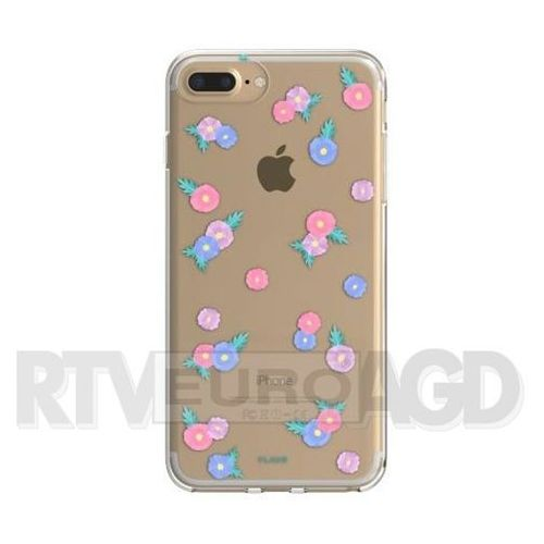 Flavr iPlate Tiny Flowers iPhone 6/6s/7/8 Plus (kolorowy) (4029948065878)