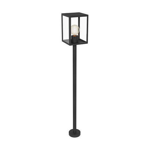 Eglo ALAMONTE 1 Lampa Stojąca Czarny, 1-punktowy - Klasyczny - Obszar zewnętrzny - 1 - Czas dostawy: od 2-3 tygodni, 94833