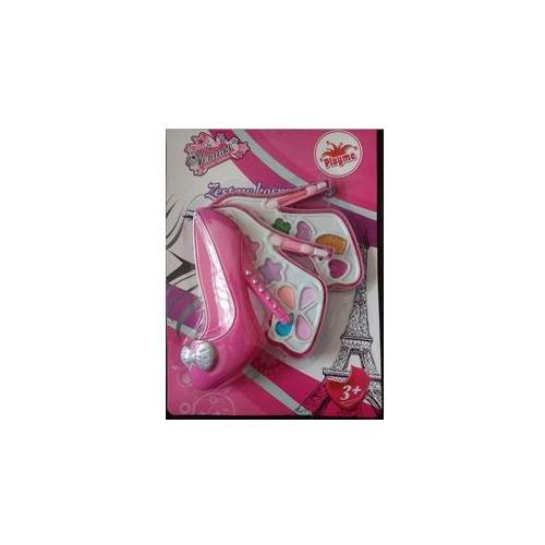 Zestaw kosmetyków dla lalki na blistrze bucik 2 części marki Playme