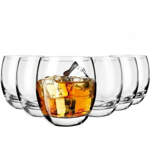 Szklanki 300ml 6 sztuk do whisky (5900345789422)