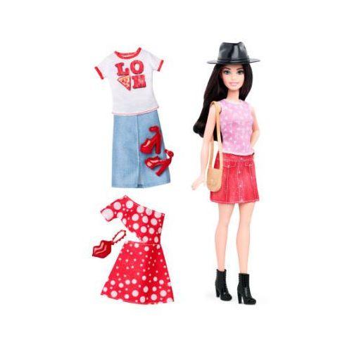 Barbie Fashionistas - Style Lalka z ubrankami