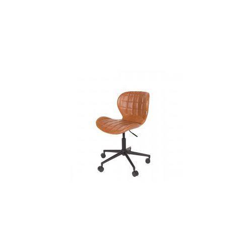 Zuiver Krzesło biurowe omg ll brązowe -