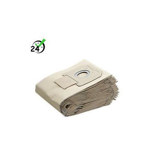 Kärcher Worki papierowe (5szt) do nt 14/1, karcher ✔autoryzowany partner karcher ✔karta 0zł ✔pobranie 0zł ✔zwrot 30dni ✔raty ✔gwarancja d2d ✔wejdź i kup najtaniej (4039784446779)