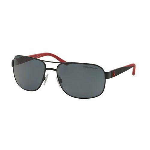 Polo ralph lauren Okulary słoneczne ph3093 polarized 927781
