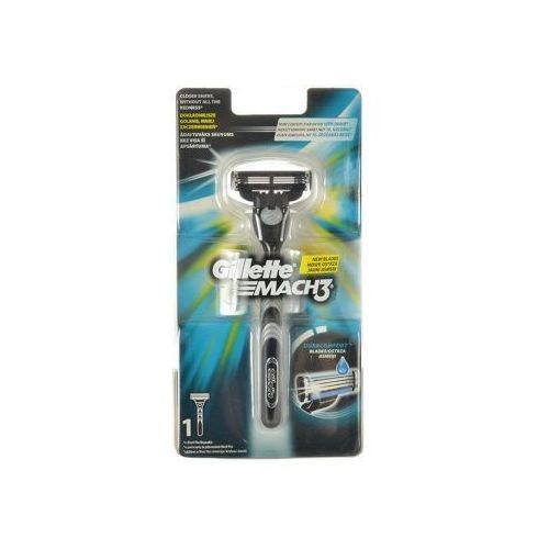 Gillette Mach3 maszynka do golenia 1 szt dla mężczyzn