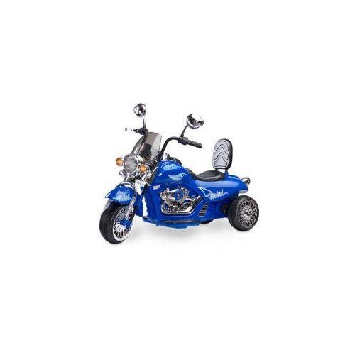 Toyz by  motor rebel na akumulator blue, marki Caretero