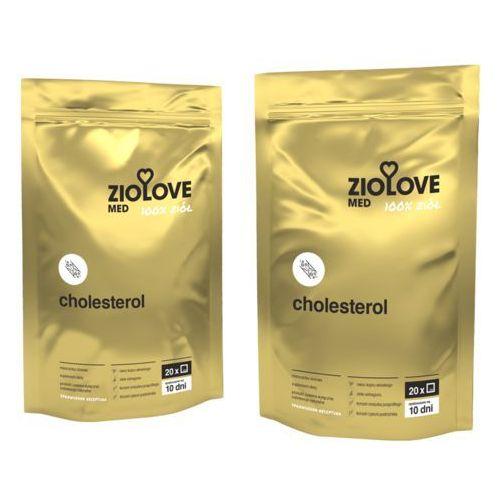 cholesterol - herbatka ziołowa marki Ziolove