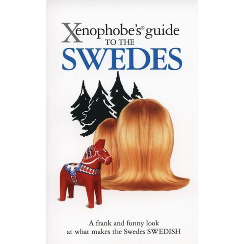 Xenophobe's Guide to the Swedes, oprawa miękka