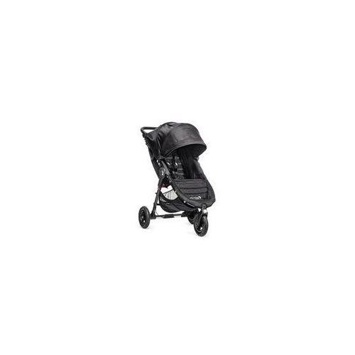 W�zek spacerowy City Mini Gt Single Baby Jogger + GRATIS (black/black)