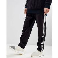 adicolor velour joggers in tapered fit in black cy3544 - black, Adidas originals, XS-XXL