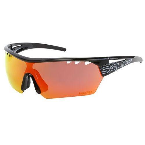 Okulary słoneczne 006 polarized blkred/rwp marki Salice