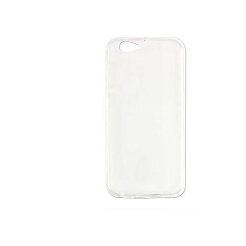 Htc one (a9s) - etui na telefon ultra slim - przezroczyste marki Etuo ultra slim