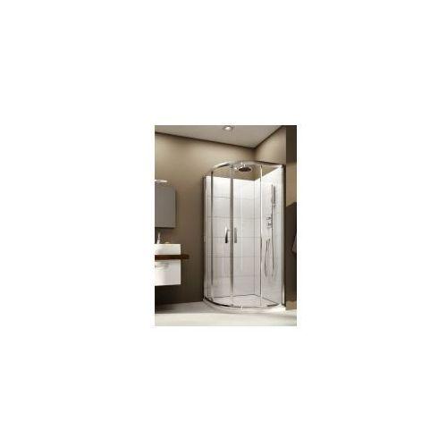 Aquaform Aquaform supra pro kabina półokrągła drzwi przesuwne 80 cm 100-09321 80 x 80 (100-09321)